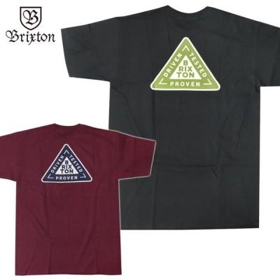 ブリクストン Tシャツ BRIXTON FULCRUM S/S TEE メンズ レディース ストリート スケボー スケートボード サーフィン