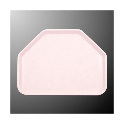 FRP 六角トレー 455X340mm H20mm ピンク FBトレー[N36PK] マルケイ 業務用 シンプル D8