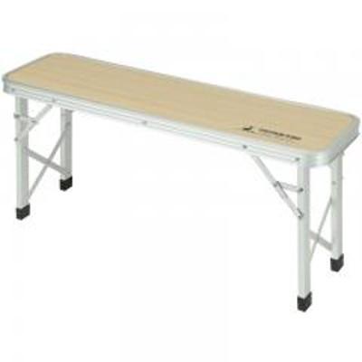 キャプテンスタッグキャプテンスタッグ アウトドアテーブル ジャストサイズ ベンチテーブル86×24
