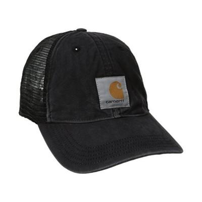Carhartt Men's Buffalo Cap,Black,One Size【並行輸入品】