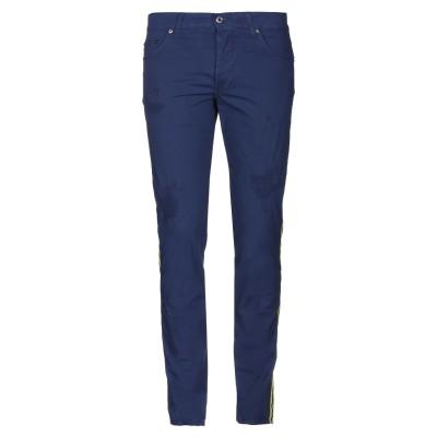 アリーニ AGLINI パンツ ブルー 31 コットン 98% / ポリウレタン 2% パンツ