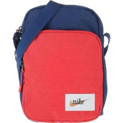 ナイキ NIKE メンズ ショルダーバッグ バッグ cross-body bags Red