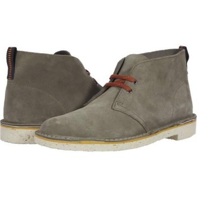 クラークス Clarks メンズ ブーツ シューズ・靴 Bushacre 3 Olive Waxy Suede