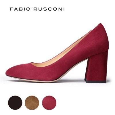ファビオルスコーニ パンプス CODY チャンキーヒール ファビオ 靴