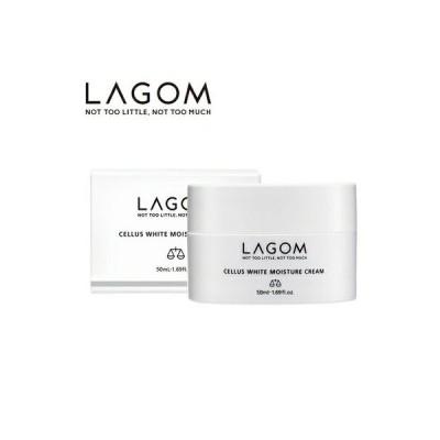 LAGOM ラゴム ホワイトモイスチャー クリーム 50mL 国内正規品