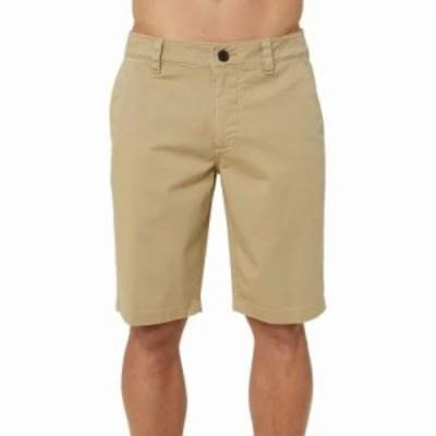 オニール ショートパンツ Redwood Stretch Shorts Khaki