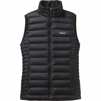 パタゴニア Patagonia レディース ベスト・ジレ ダウンベスト トップス Down Sweater Vest Black