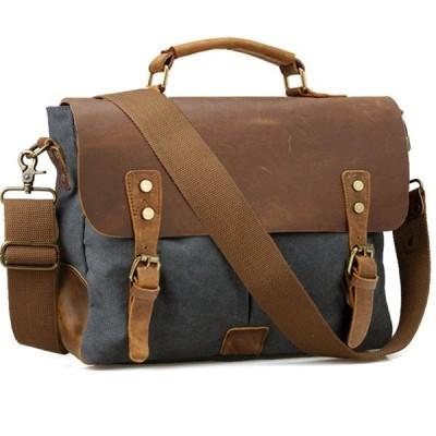 メンズ バッグ ショルダーバッグ ハンドバッグ 斜め掛け 大人気!かばん ボディバッグ 本革 ビジネスバッグ ブリーフケース