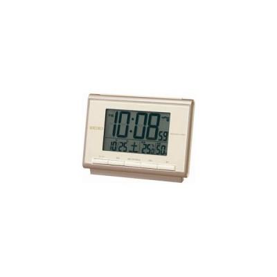 SEIKO 電波目覚まし時計 SQ698C