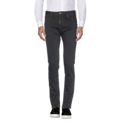 アルマーニ ジーンズ ARMANI JEANS パンツ ブラック 29W-34L コットン 98% / ポリウレタン 2% パンツ