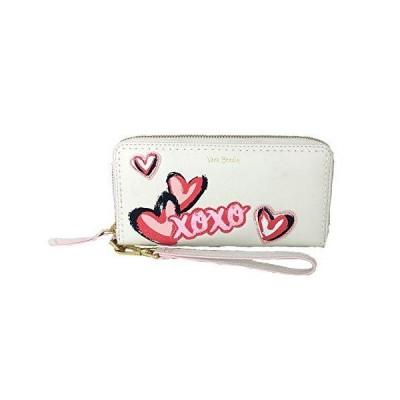 ヴェラブラッドリー ベラブラッドリー アメリカ Vera Bradley Mallory XOXO RFID Leather Zip W