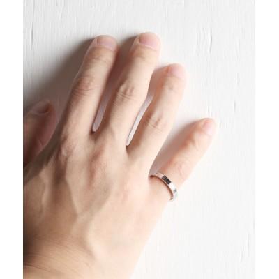 指輪 【rufsh/ルフシュ】stainless line ring/ ステンレスリング RF1908CJSR05