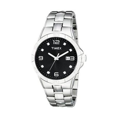 タイメックス 腕時計 Timex T2P2619J メンズ クリスタル アクセントed ステンレス スチール 腕時計 _no_color_