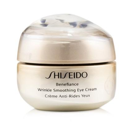 資生堂 アイケア Shiseido ベネフィアンス リンクル スムージング アイ クリーム 15ml ホワイトデーお返し