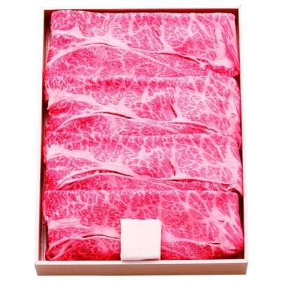 送料無料 お歳暮定番ギフト 松阪牛 すき焼き用 (メーカー直送・冷凍)** ご自宅用にもおすすめ