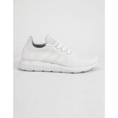 アディダス ADIDAS レディース シューズ・靴 Swift Run White Shoes White