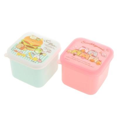 すみっコぐらし雑貨ミニシール容器 ・ハンバーガー KY83501