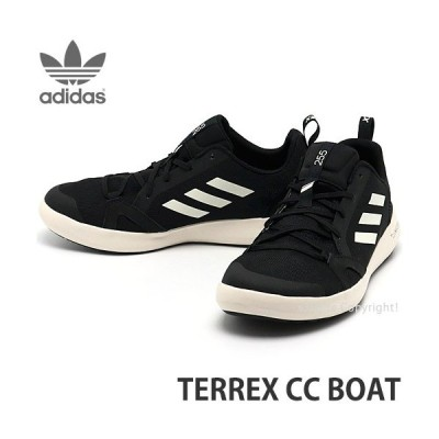 アディダス クライマクール ボート adidas TERREX CC BOAT スニーカー 靴 シューズ ストリート 街履き アウトドア カラー:BLK/WHT/BLK