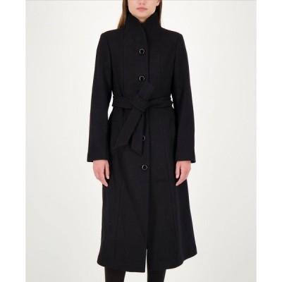 ケイト スペード kate spade new york レディース コート スタンドカラー アウター Maxi Stand-Collar Coat Black