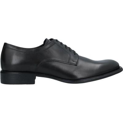 ドルチェ&ガッバーナ DOLCE & GABBANA メンズ シューズ・靴 laced shoes Black