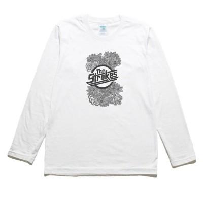 The Strokes 音楽・ロック・シネマ 長袖Tシャツ ロングスリーブ