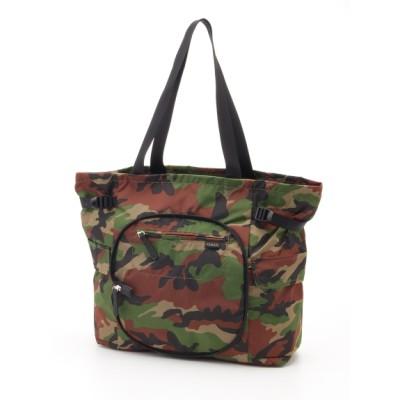 Y'SACCS(bag) (イザック(バック)) レディース パッカブルトート カモフラージュ フリー