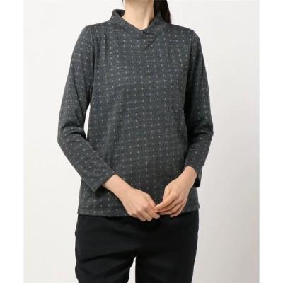 tシャツ Tシャツ シアバタージャガードプルオーバー