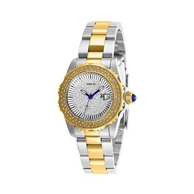 インビクタ Invicta Women's Angel Steel Bracelet & Case Swiss Quartz MOP Dial Analog Watch 28440 並行輸入品