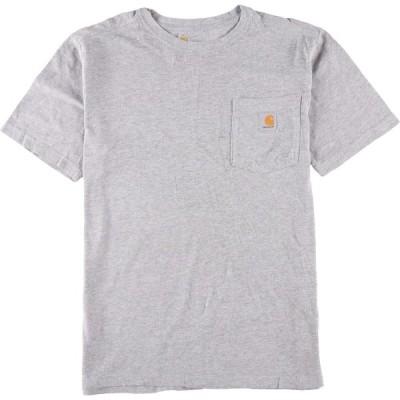 カーハート Carhartt 半袖 ポケットTシャツ メンズS /eaa153026