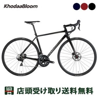 コーダーブルーム ロードバイク スポーツ自転車 2020 ストラウス ディスク 105 Khodaa Bloom 22段変速