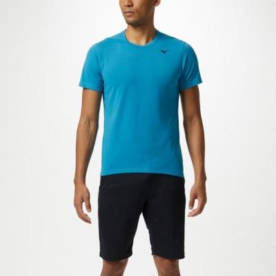 ミズノ Tシャツ[メンズ] 23ブルージェイ M 陸上競技 ウエア Tシャツ/ポロシャツ 32MA9023