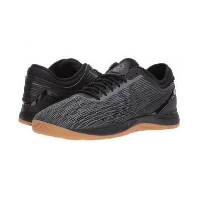 Reebok リーボック メンズ 男性用 シューズ 靴 スニーカー 運動靴 CrossFit(R) Nano 8.0 - Black/Alloy/Gum