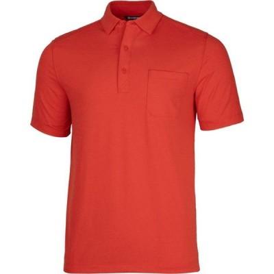 カッター&バック Cutter & Buck メンズ Tシャツ 大きいサイズ トップス Big and Tall Advantage Jersey Polo T-Shirt Mars Heather