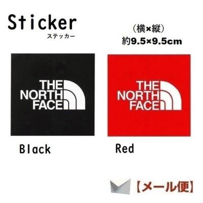 TNF Square Logo Sticker NN32014 ノースフェイス ステッカー 日本製