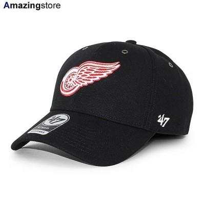 47ブランド カーハート デトロイト レッドウィングス 【CARHARTT NHL LEGACY MVP CAP/BLACK】 47BRAND DETROIT RED WINGS