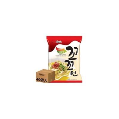韓国ラーメン 韓国版チキンラーメン ココ麺 1ケース 40個(韓国食品、麺類、インスタントラーメン)