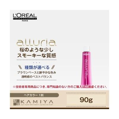 ロレアル プロフェッショナル アルーリア ファッション 第1剤 90g【ピンク】