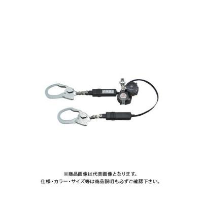 【欠品中1月下旬予定】タイタン Ribra 巻取式 ハーネス用ランヤード HL-MW