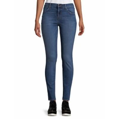 J ブランド レディース パンツ デニム Faded High-Rise Jeans