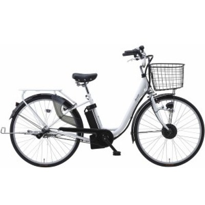 kaihou BM-PZ100WH ホワイト suisui [電動アシスト自転車(26インチ・内装3段)] メーカー直送