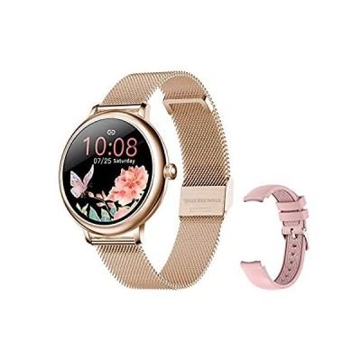 特別価格Efolen Fitness Tracker Smart Watch for Women- 1.08 inch Touch Screen Smartw並行輸入品