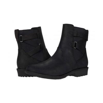 Teva テバ レディース 女性用 シューズ 靴 ブーツ アンクル ショートブーツ Ellery Ankle WP - Black