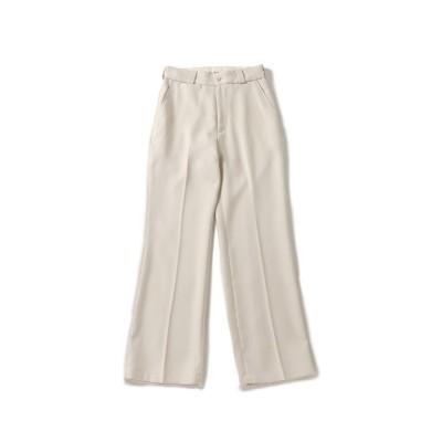 FIGURE / Shinzone シンゾーン CENTER PRESS PANTS 17SMSPA16 WOMEN パンツ > スラックス