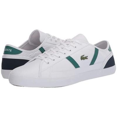 ラコステ Sideline 120 5 メンズ スニーカー 靴 シューズ White/Navy