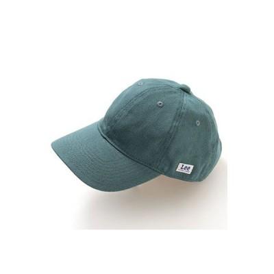 Lee(リー) ベースボールキャップ 帽子 男女兼用 LCA99004 (グリーン)
