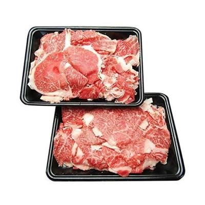 オカザキ食品 宮崎牛バラ 切落とし 500g×2 牛肉 冷凍 国産 すき焼き 炒め物 和牛 宮崎