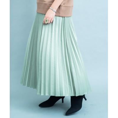 サテンプリ-ツスカート