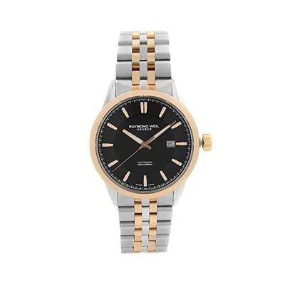 Raymond Weil Freelancer Automatic Black Dial Men's Watch 2731-SP5-20001並行輸入品