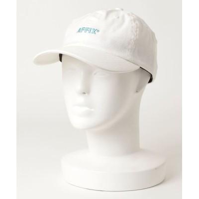 GARDEN TOKYO / AFFIX/アフィックス/STANDARD LOGO DRILL CAP MEN 帽子 > ハット