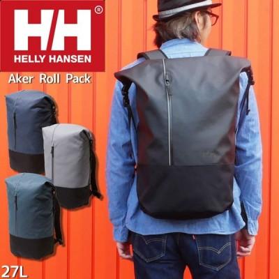ヘリーハンセン HELLY HANSEN メンズ レディース アーケルロールパック HY91882 ロールバック 27L リュックサック フラップバッグ バックパック デイパック 防水